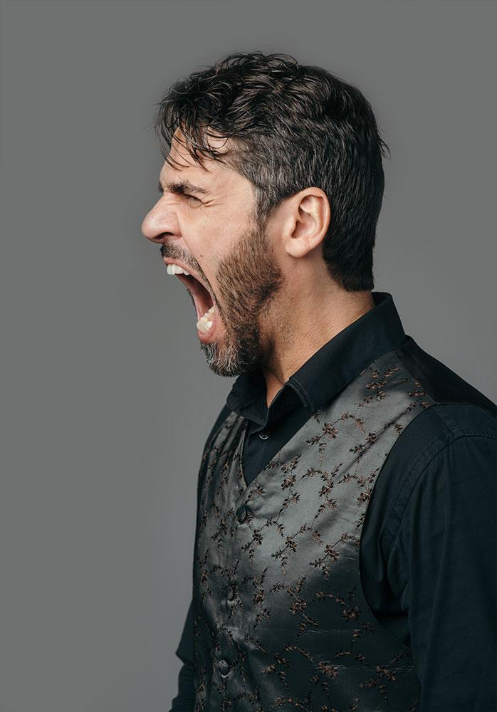 Oscar Foronda - Actor