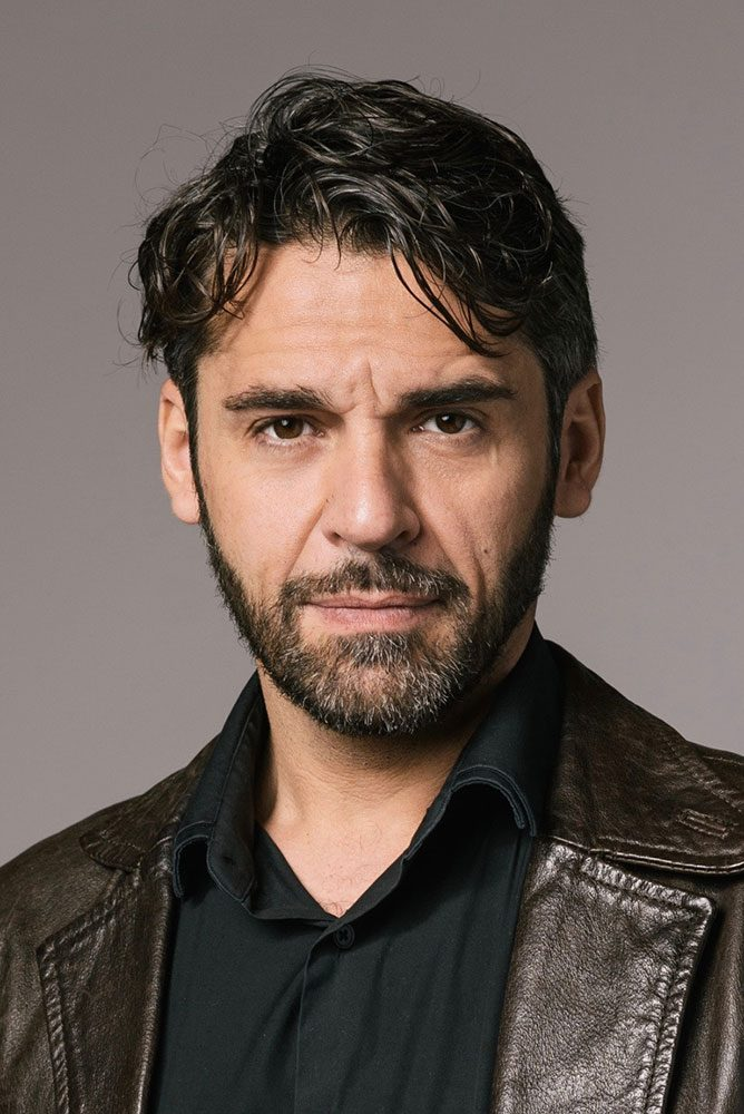 Oscar Foronda - Actor